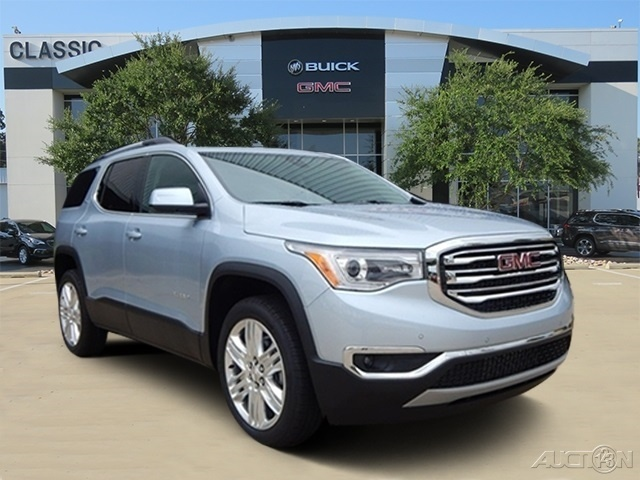 New 2017 Gmc Acadia Slt 2
