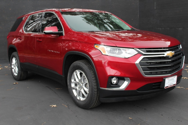 14171bb73db6 New 2019 Chevrolet Traverse 3LT FWD FULLSIZE