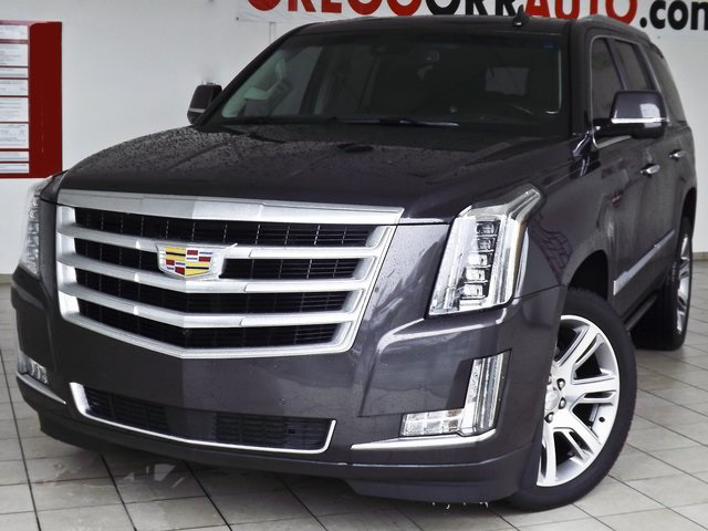 Pre Owned 2016 Cadillac Escalade Premium Collect