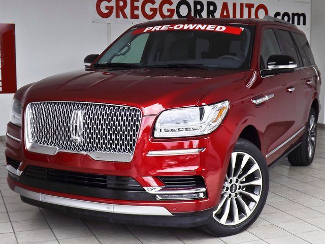 Pre Owned 2018 Lincoln Navigator Select Suv For Sale Pc07561