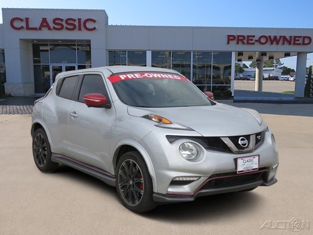 Pre Owned 2016 Nissan Juke Nismo Rs