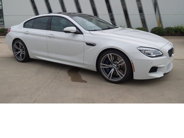 New 2016 BMW M6 Gran Coupe Gran Coupe 4dr Sedan For Sale G W